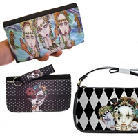Purses, Wallets, Cosmetic Bags