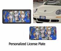 Mermaids License Plate
