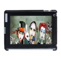 Alice In Wonderland Flex iPad Case