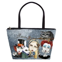 Alice In Wonderland Purse