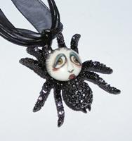 Black Widow SNOOKS Necklace