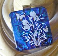 Cobalt Blue Iris