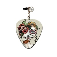 Day Of The Dead 19 Dust Plug Charm