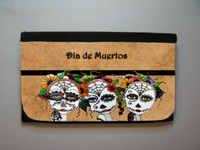 Day Of The Dead Wallet
