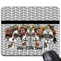 Day Of The Dead Mouse Pad Two