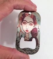 Frida Bottle Opener