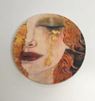 Golden Tears 1.5 inch matte