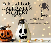 Halloween 2020 Painted Lady Mystery Box