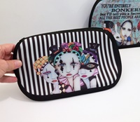 Harlequin Cosmetic Bag Large