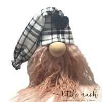 Little Nush Gnome Pretty in Pink