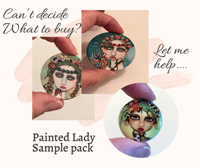 Painted Lady Sample pack