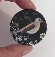Bird #2 1.5 inch matte