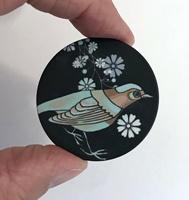 """Bird #9 1.5"""" matte"""