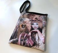 Owl Be With You Crossover purse