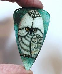 White Owl manderley shape