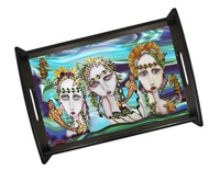 Mermaid Ladies Serving Tray