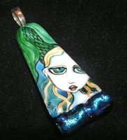 Mermaid Of The Deep Blue Sea