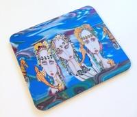 Mermaids Mouse Pad