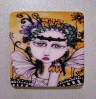 Moonflower Magnet