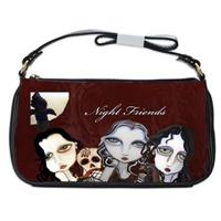 Night Friends Shoulder Bag