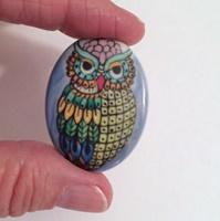 Owl 3 Cameo