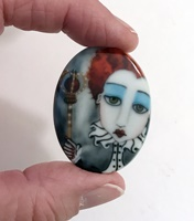 Red Queen Cameo