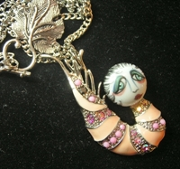 Miss Sea Queen 2011 SNOOKS Necklace