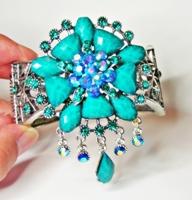 Bollywood Turquoise Bracelet