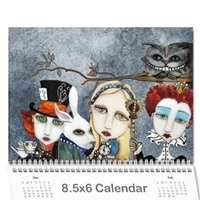 Painted Lady 2015 Wall Calendar