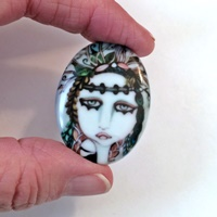 Woodland Fairy Cameo