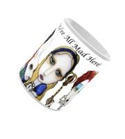 Alice In Wonderland White Background