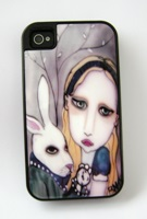 Alice In Wonderland IPhone 4, 4S or 5 Case