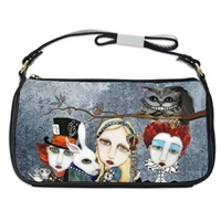 Alice and The Tea Party Shoulder Bag Purse