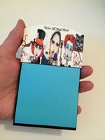 Alice In Wonderland Sticky Note Holder