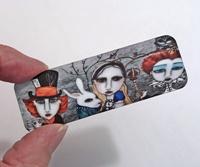 Alice In Wonderland Rectangle