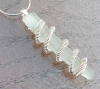 Twirl Me Beach Glass