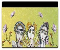 Ladies of Bella Donna iPad Case