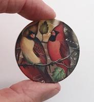 Cardinals 1.5 inch