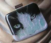 Pussy Cat Pussy Cat I Love You Pendant