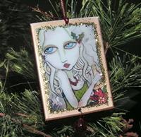 Christmas Wish Ornament