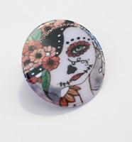Day of the Dead 17 Button