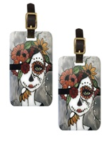 Day Of The Dead 17 Luggage Tags