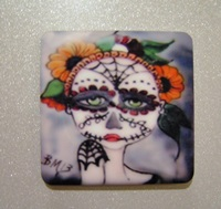 Day Of The Dead 1 Magnet