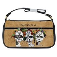 Day Of The Dead Trio Shoulder Bag