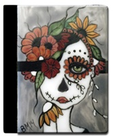 Day Of The Dead iPad Case