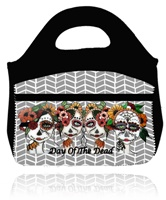 Day Of The Dead Lunch Tote