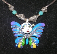 Fly Me To The Moon SNOOKS Necklace
