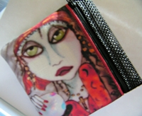 Gypsy Zippered Pouch
