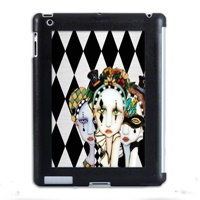 Harlequin Flex iPad Case