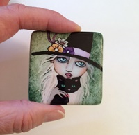 Hold Me 2 inch Cabochon
